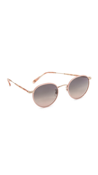 ballet pearl smoke sunglasses