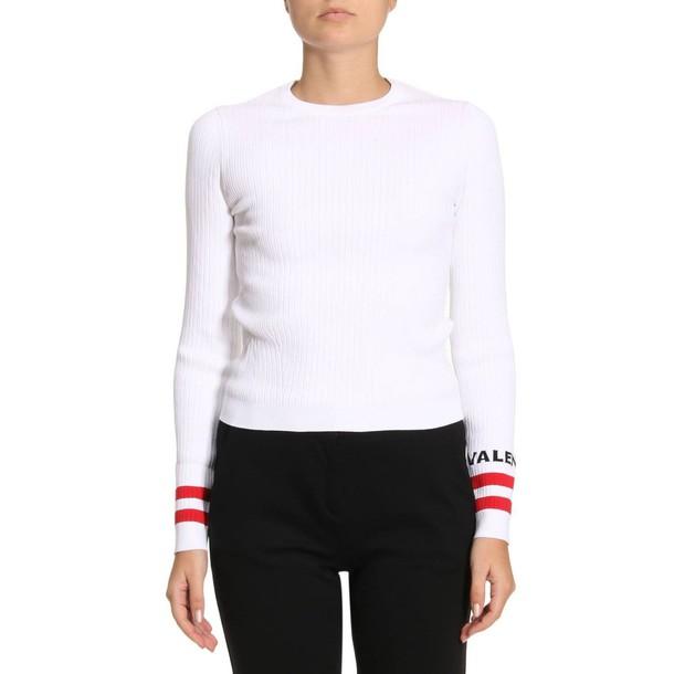 Valentino sweater women white