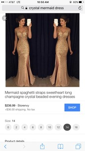 dress,prom dress,prom,prom gown,prom beauty,glitter dress,glitter,gold,long dress,gold dress
