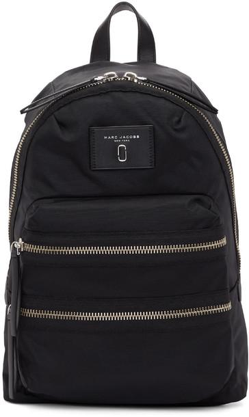Marc Jacobs backpack black bag