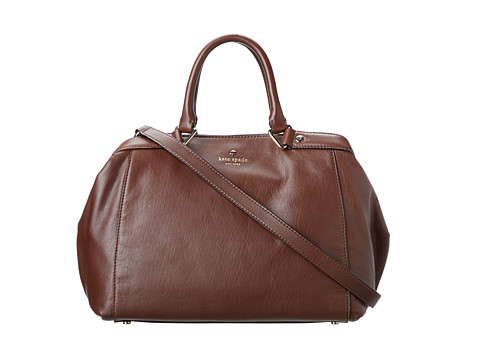 Kate Spade New York Hamilton Heights Sloan Dictionary Brown - Zappos Couture