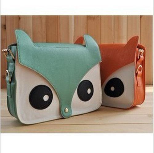 Korean Style Lady's The Shape of The Owl Shoulder Bag Hand Bag | eBay