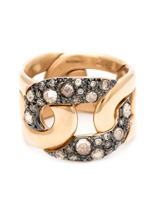 ring brown jewels