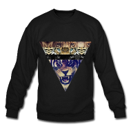 Big Cats Men's Crewneck | Bro_Oklyn Inc Co.