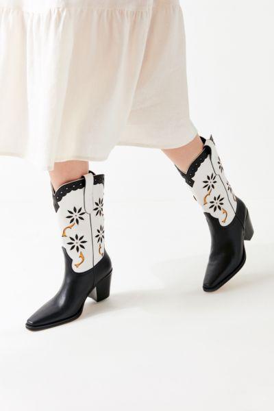 UO Cactus Flower Western Boot
