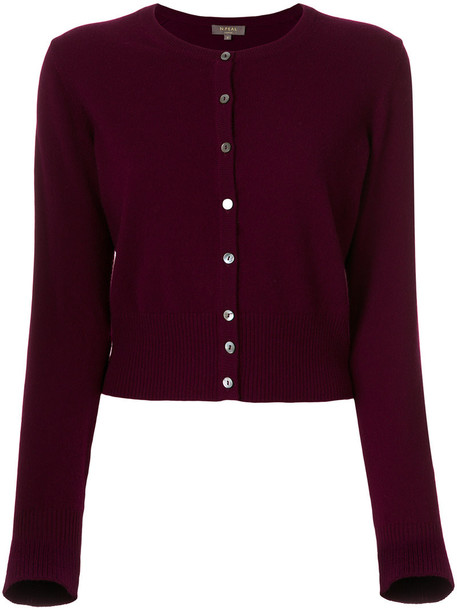 cardigan cardigan cropped women red sweater