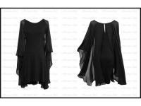 Nacht Shop: Vestido gothic vampiria - Kichink!