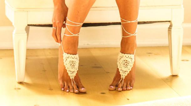 7df890b46d4c shoes handmade beach sandals sandals crochet stylish fashion