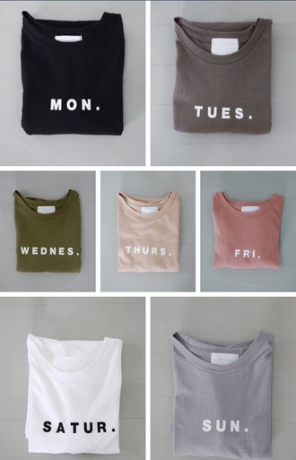 t-shirt lazy day graphic tee