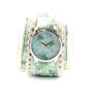 jewels,ziz watch,romantic watch,beautiful watch,floral,floral watch,soft watch,cotton strap,unusual watch,unique watch,designer watch,ziziztime