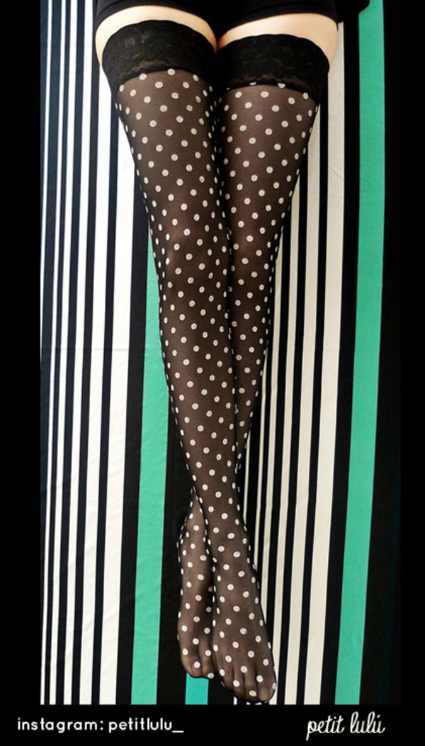 underwear sexy tights leggings lingerie sexy lingerie polka dots Pin up vintage retro pink hipster grunge