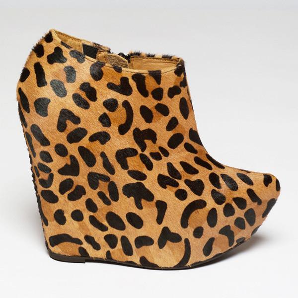 shoes wedges leopard wedges jeffrey campbell leopard print