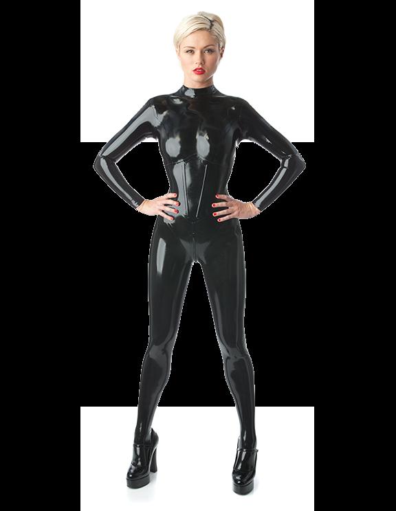 Latex Catsuit for Women – Libidex