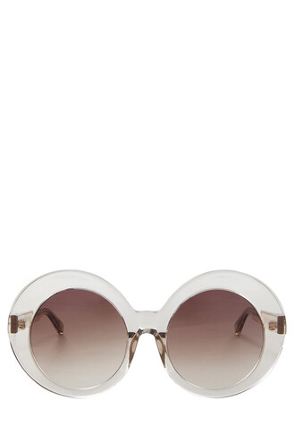 sunglasses round sunglasses pink