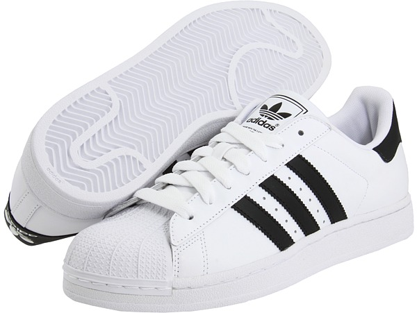 Mt. Dew adidas Superstar II Shoes US 10 Skateboard Tour