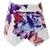 Flower Printed Skorts - Juicy Wardrobe