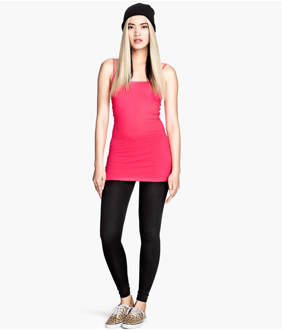 H&M Jersey leggings $12.95