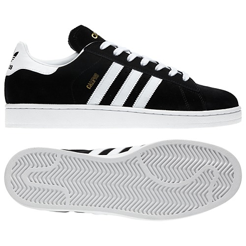 Adidas campus 2 suede shoes
