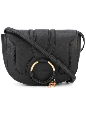 women bag cotton black