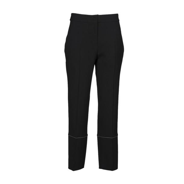 Proenza Schouler pants wide-leg pants black