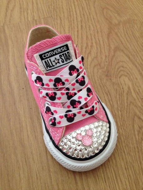 Shoes Mickey Mouse Minnie Mouse Converse Disney Shoes