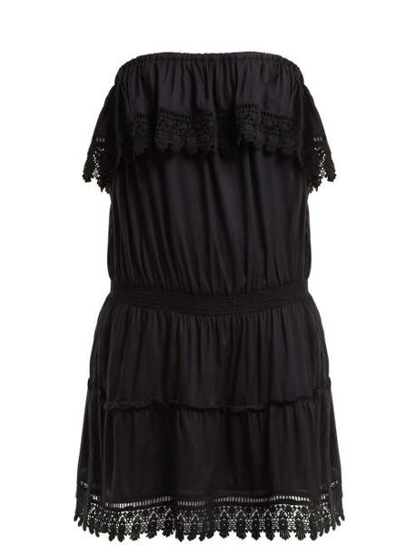 Melissa Odabash - Joy Strapless Mini Dress - Womens - Black