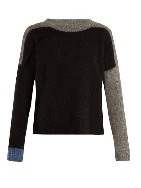 Acne Studios sweater knit black