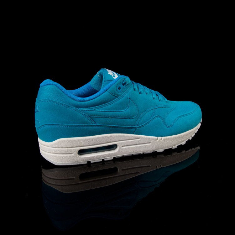 Nike sportswear air max 1 prem, dynamic blue/white @ hype dc