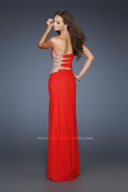 La Femme 18771 at Prom Dress Shop