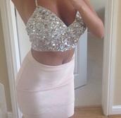top,white,gems,crop tops,beautiful,sexy,summer,summer top,embellished top,rhinestone top