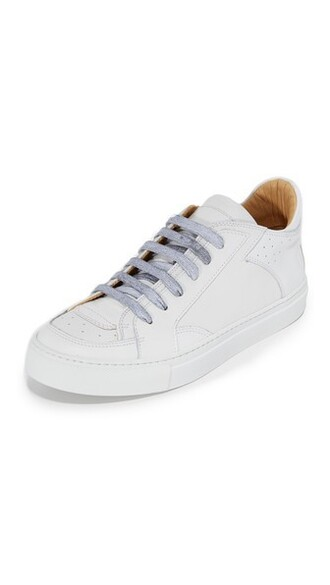 sneakers low top sneakers white shoes