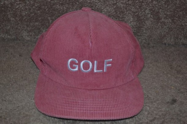 tyler the creator cap golf