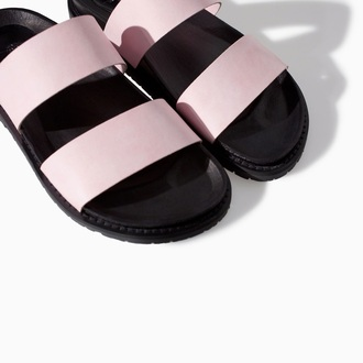 shoes pink zara ugly shoes
