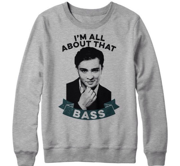 shirt chuck bass gossip girl