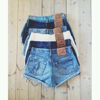 shorts jeans high waisted shorts hippy shorts retro