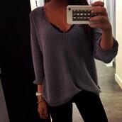 cardigan,grey sweater,black lace,black leggings,black jeans,sweater,oversized sweater