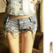 Aliexpress.com : buy 2014 new summer women denim jeans short fashion casual low waisted shorts  from reliable shorts men suppliers on dora sweet shop