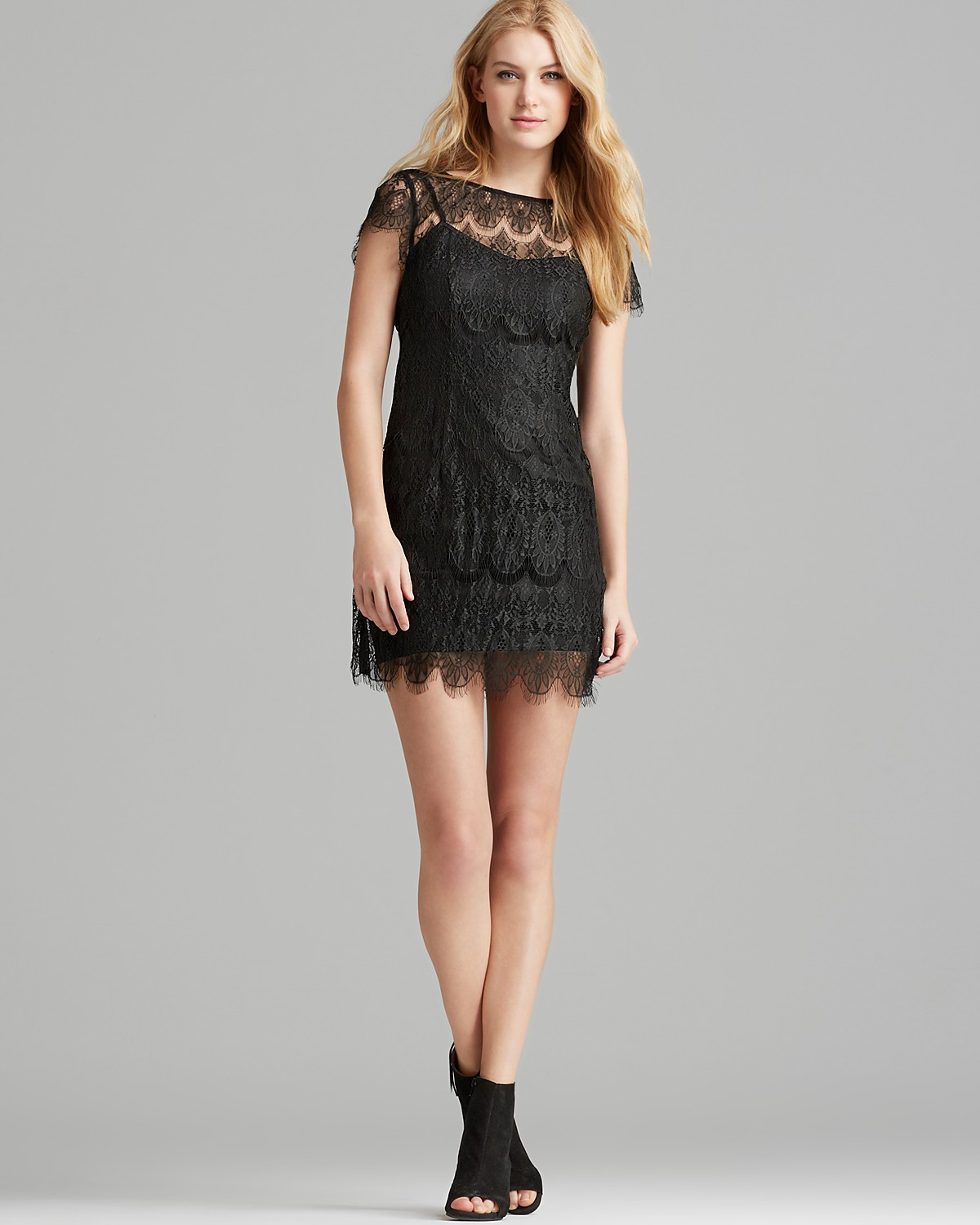 MINKPINK Dress - Lace | Bloomingdale's