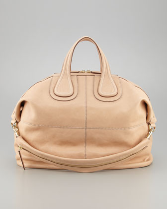 Givenchy Nightingale Zanzi Leather Bag, Large - Bergdorf Goodman