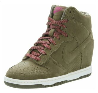 shoes nike sky hi nike sky hi dunk txt olive nike high tops nike sneakers
