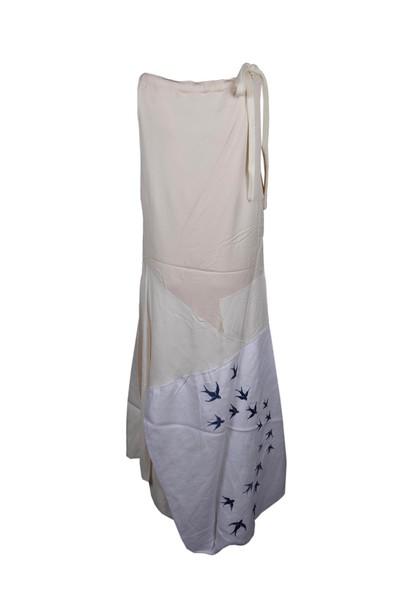 J.W. Anderson dress long dress long white