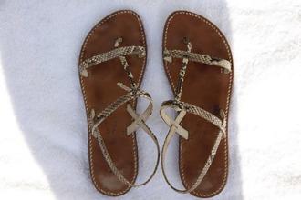 flat sandals shoes