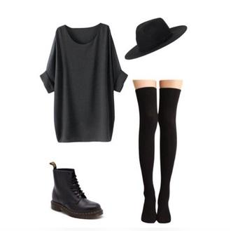 little black dress t-shirt tshirt dress