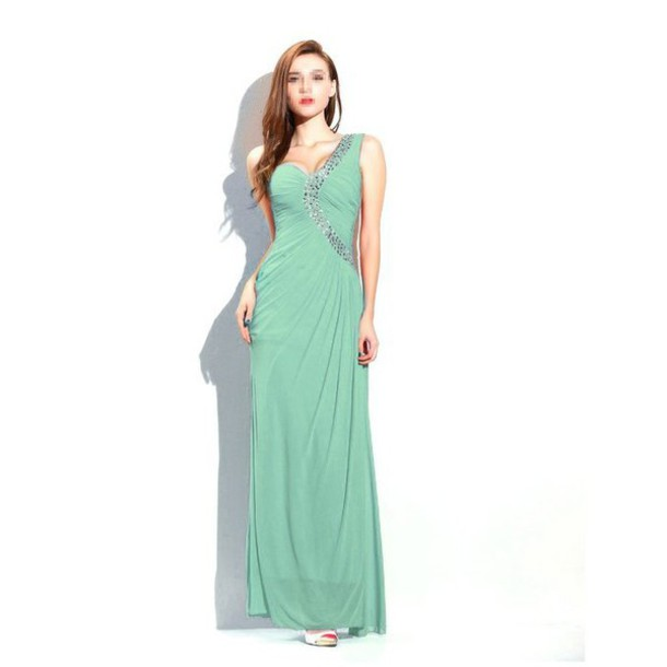 336dcf3a63d8 dress long dress prom dress long prom dress chiffon dress one shoulder long bridesmaid  dress pastel