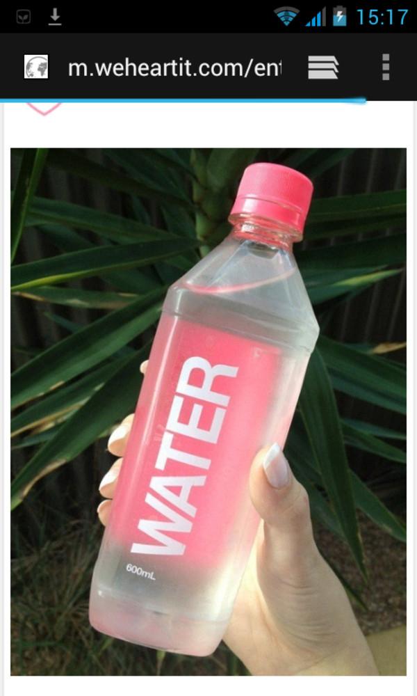 water bottle swimwear