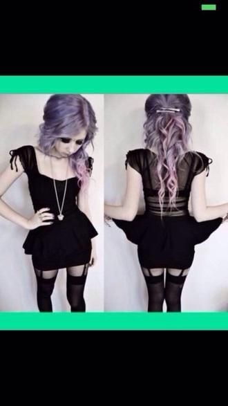 dress emo goth scene black black dress mini dress peplum peplum dress emo girl gothic dress goth dress scene girl scene queen