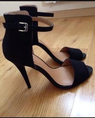 shoes black summer fashion zara mango tumblr tumblr girl high heels black high heels girly