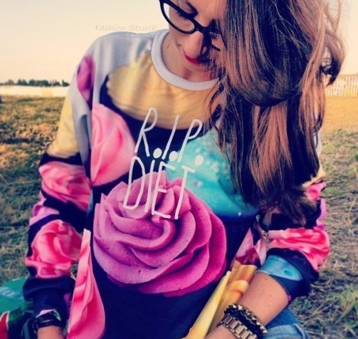 Cupcake sweater · fashion struck · online store powered by storenvy
