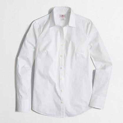 Plain White Button Up Shirt | Artee Shirt