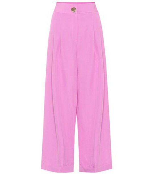 Rejina Pyo pink pants